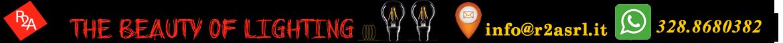 r2a srl - Professionisti dell'illuminazione